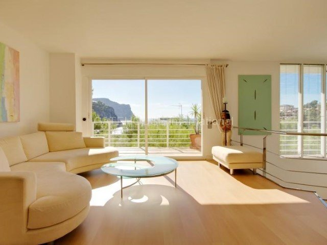 Penthouse Port Andratx Mallorca for sale sea views Large roof terrace