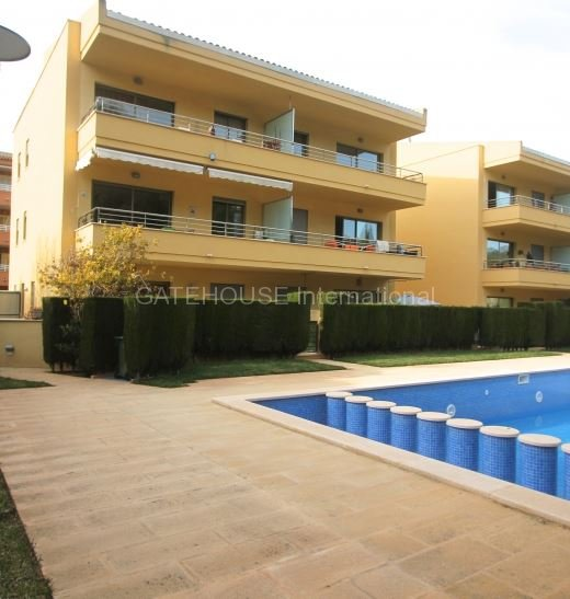Three bedroom apartment in Puerto Andratx