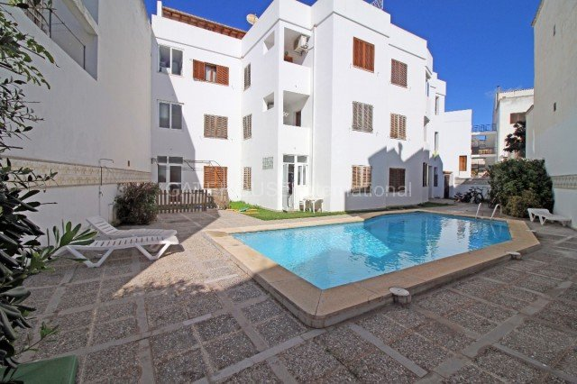 Well priced one bedroom apartment for sale in Puerto Pollensa