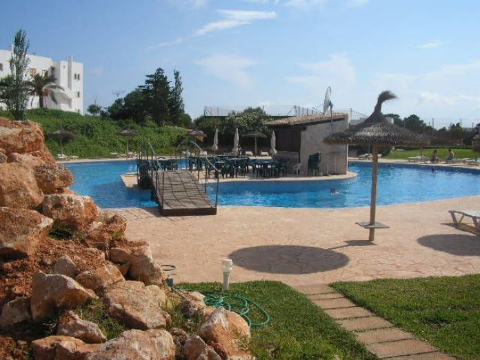 Lovely 3 bedroom terraced house in beautiful complex close to Cala Egos beach
