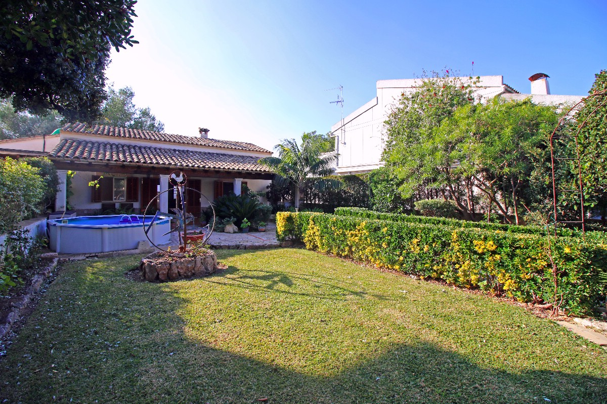 Four bedroom detached bungalow close to Pollensa beach in Pinaret
