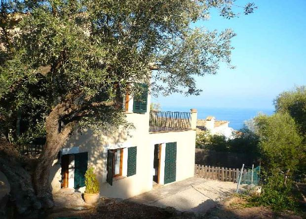 Refurbished country home in Deia with spectacular Sea Views reduced in price