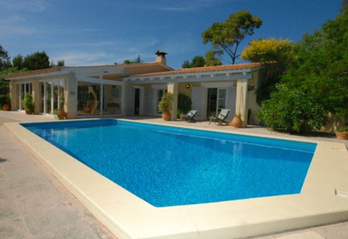 Open plan home for sale in Son Font, Mallorca
