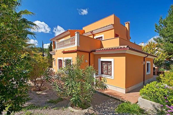 Excellent value detached villa for sale in Costa de la Calma, Mallorca