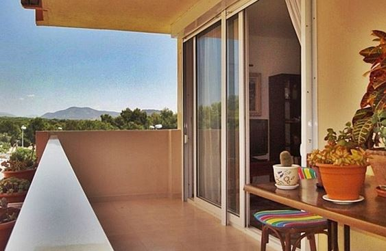Three bedroom Apartment close to the beach in El Toro, Mallorca