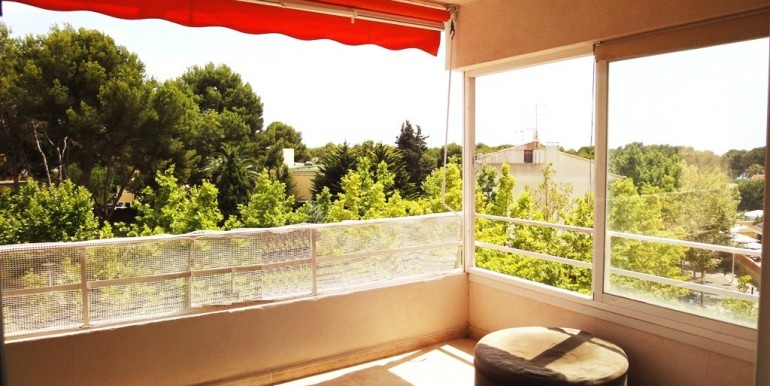 Apartment for sale in quiet location in Paguera, Mallorca
