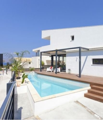 Brand New sea view home for sale in Bonaire, Alcudia