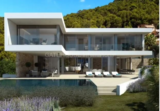Luxury New Build home for sale in Cala Llamp