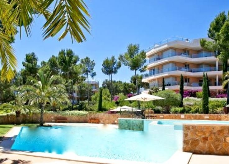Designer apartment for sale in Sol de Mallorca