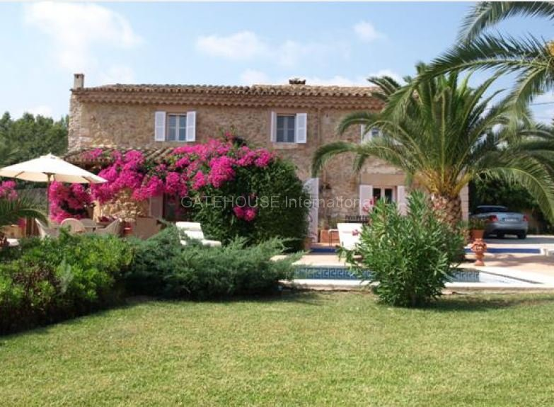 Country finca for sale in Calvia