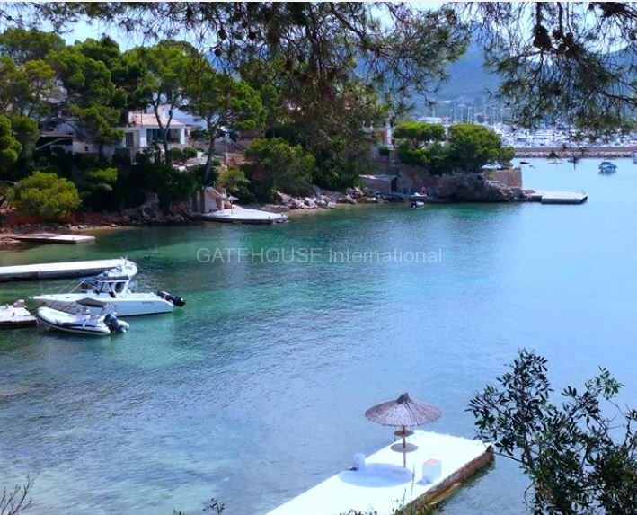 Detached villa with Port views in Puerto Andratx, Mallorca