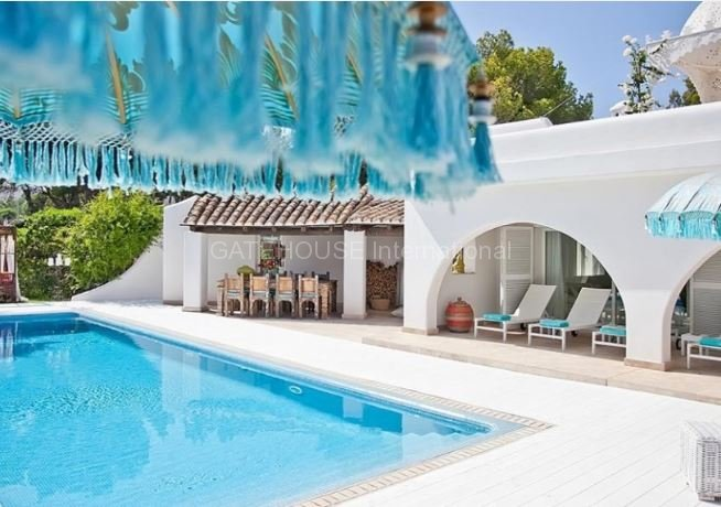 Luxury sea view home for sale in Sol de Mallorca