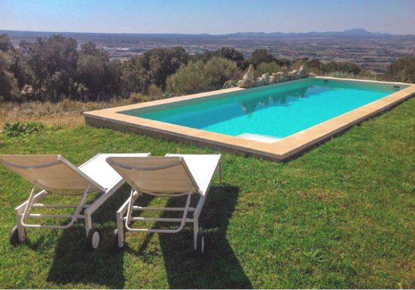 Hilltop Finca for sale in Manacor, Mallorca