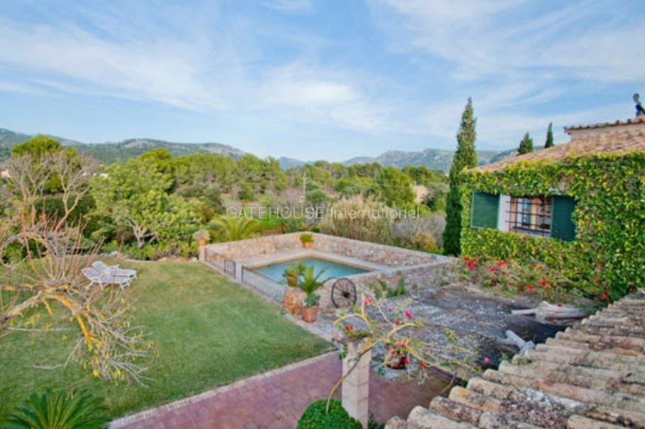 300 year old country Finca for sale in Calvia