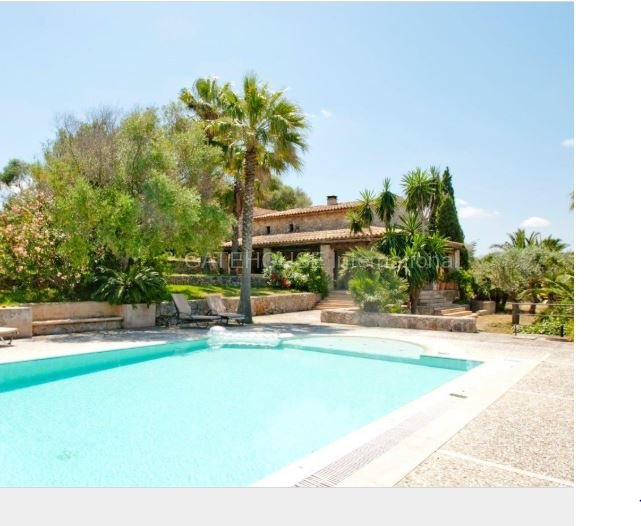 Luxury stone finca for sale in Arta