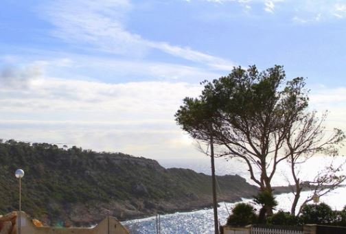 Villa for sale in El Toro with sea views