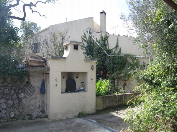 Rustic finca for sale Alaro, Mallorca on large plot with build project