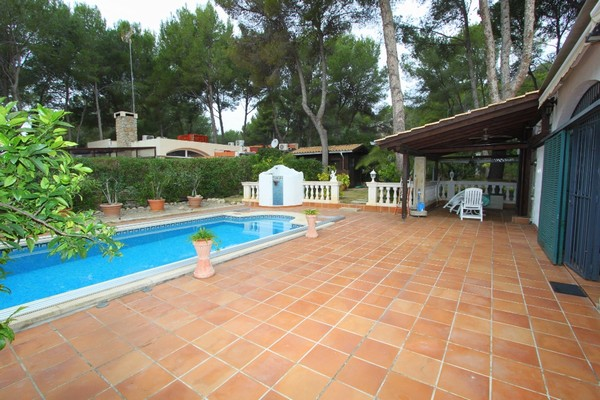 Great value detached villa for sale in Costa de la Calma, Mallorca