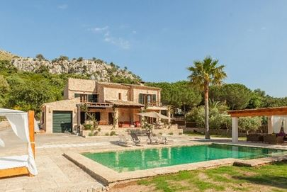 Rustic Finca for sale in Alcudia recently reduced