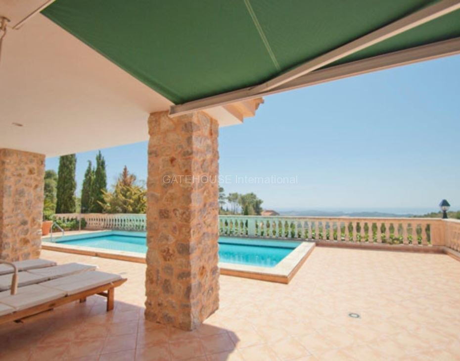 Stone Villa for sale in Son Font, Mallorca