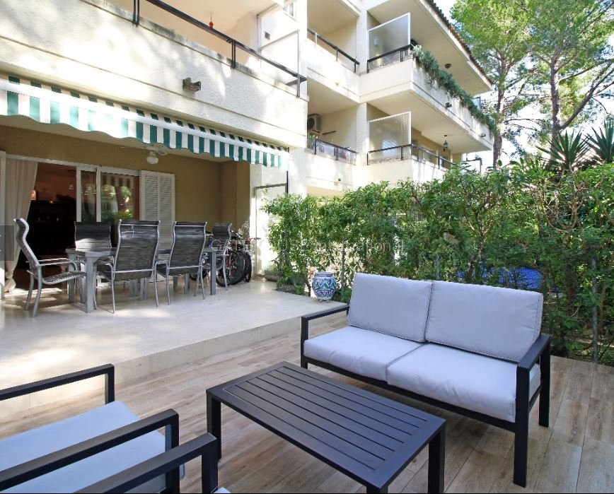 Ground floor apartment close to the beach in Puerto Pollensa