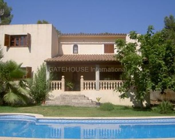 Large detached home for sale in Son Toni