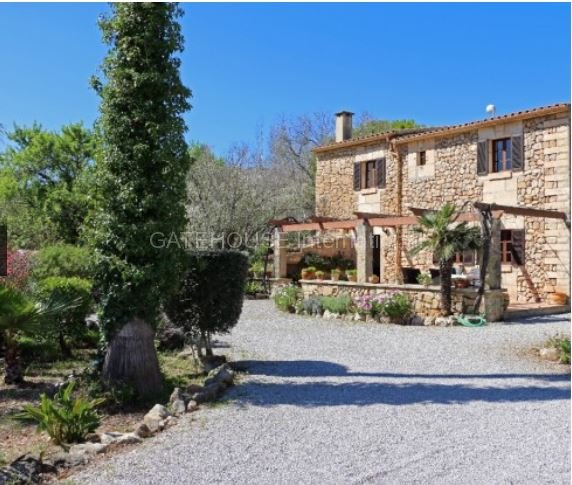 Detached country house close to Pollensa and Cala San Vicente
