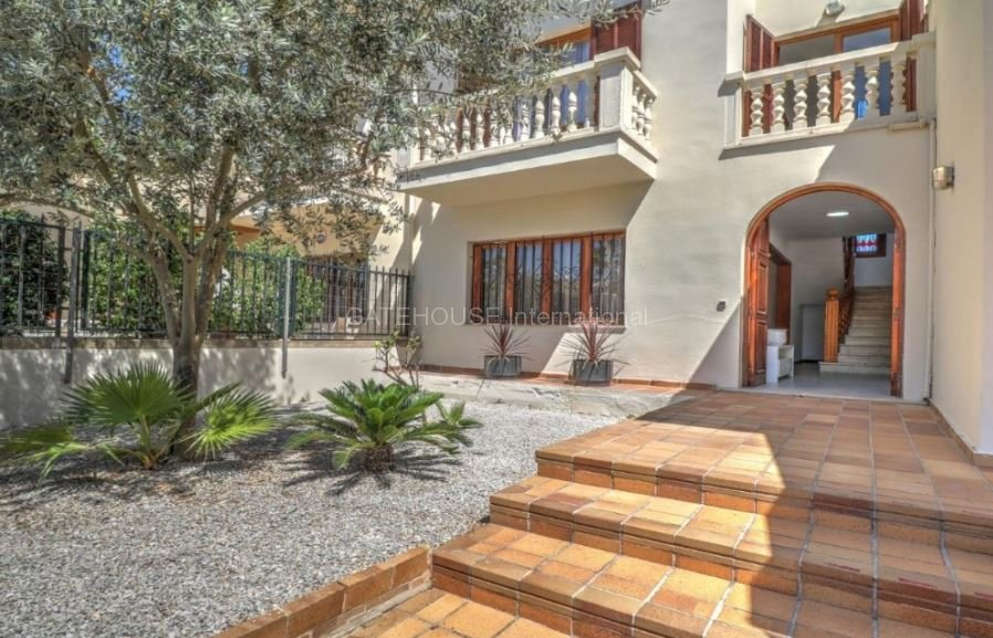 Detached family home close to the beach in Alcudia