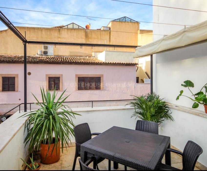 Townhouse for sale in the centre of Pollensa
