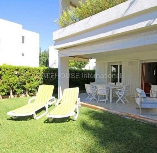 Ground floor three bedroom Apartment for sale in Puerto Pollensa