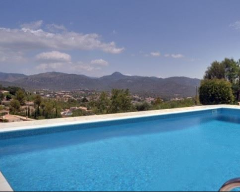 Charming 300yr old cottage for sale Capdella Mallorca with countryside views