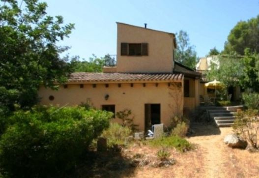 Country cottage for sale with a guest house in Capdella, Mallorca