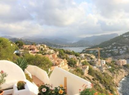 Sea view apartment for sale in Puerto Andratx, Mallorca
