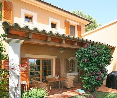 Nova Santa Ponsa south-facing villa for sale Mallorca close to Golf