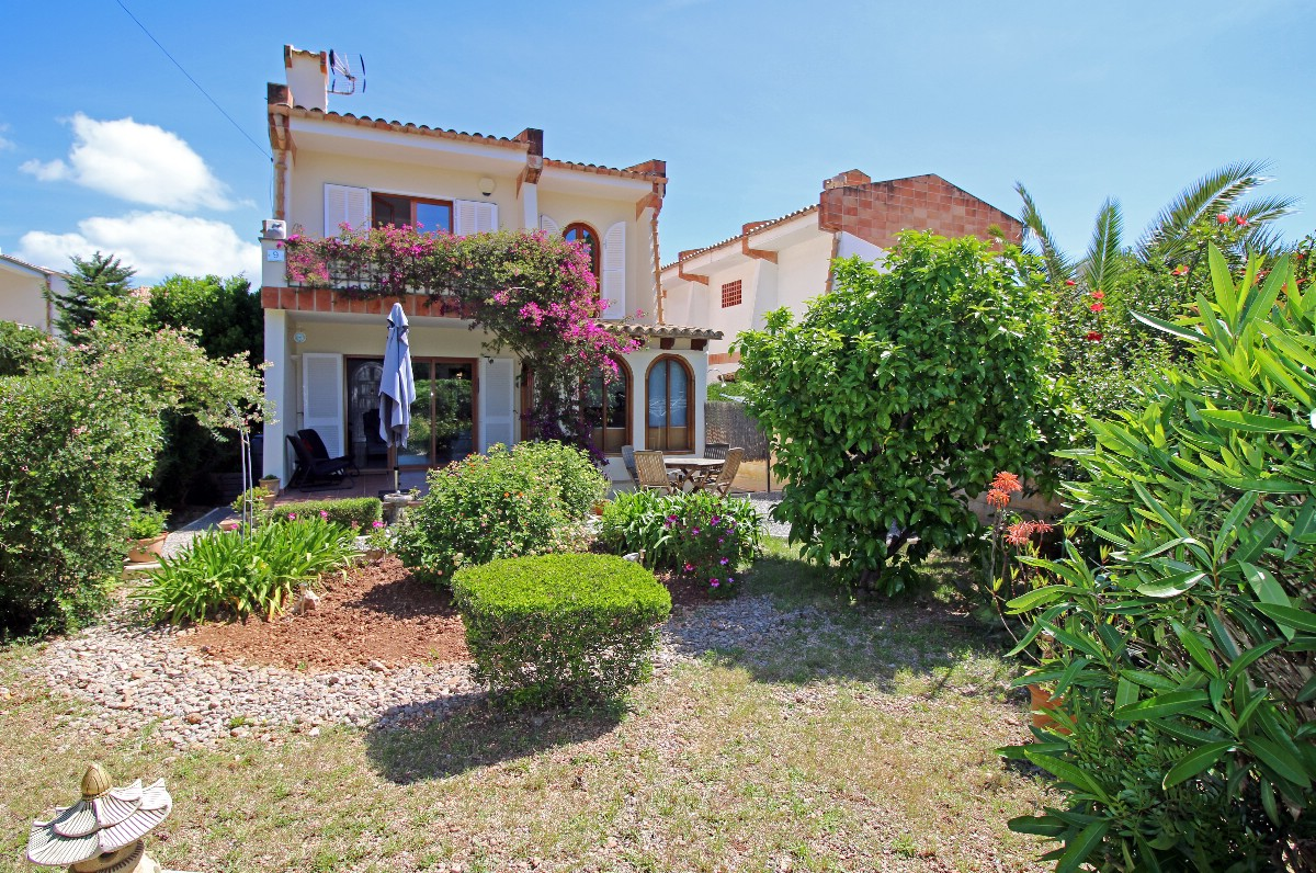 Bargain detached house for sale Puerto de Pollensa Mallorca Gotmar