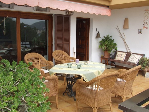 Charming Puerto Andratx apartment close to beach & town centre