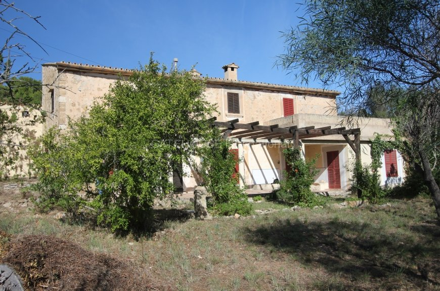 Majorca country farmhouse for sale