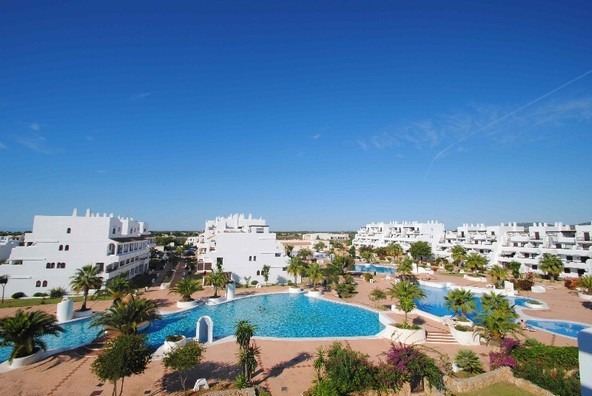 Lovely 2 bedroom Cala Dor apartment on popular complex close to beach