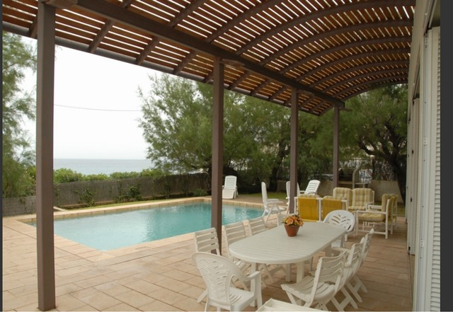 Attractive modern sea view villa close to beach in Cala San Vicente