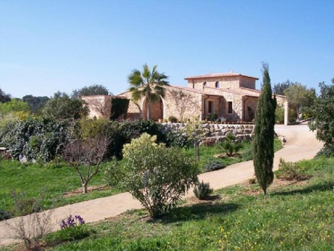 Stunning country home with views over Arta, Mallorca
