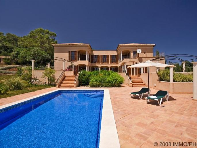 Luxury modern villa for sale in Son Servera, Mallorca