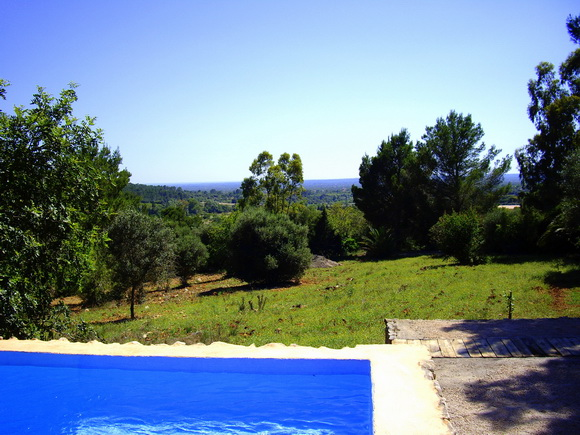 House with views over Southcoast for sale in Llucmajor, Mallorca