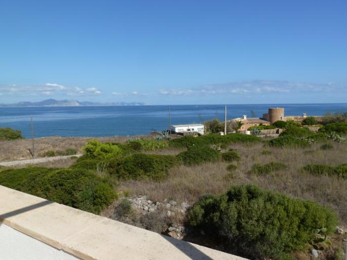 Duplex Apartment with stunning sea view for sale in mallorca