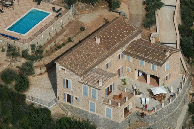 Exclusive luxury home for sale in Deia with outstanding views