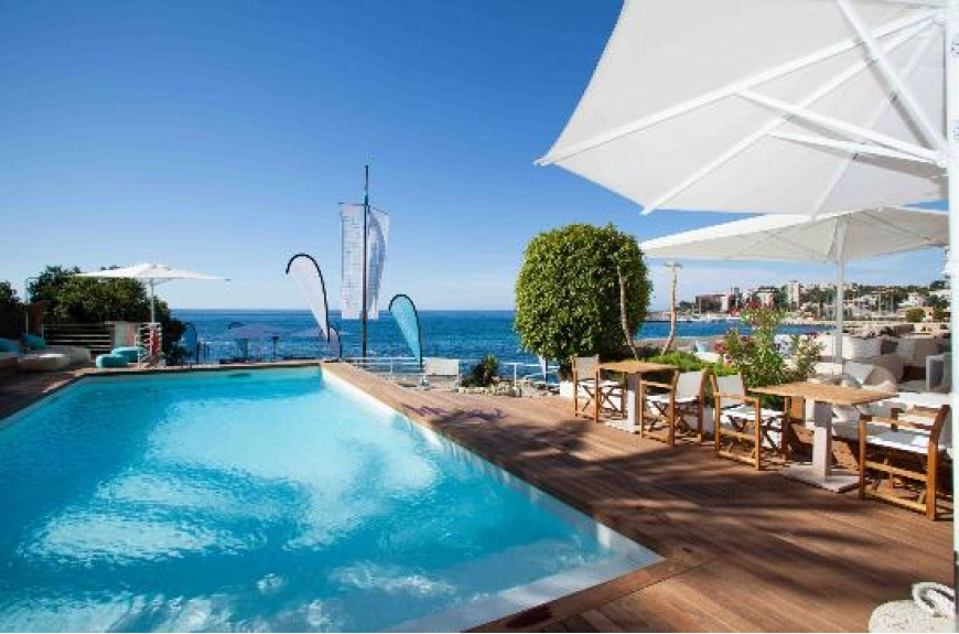 Great Value Front line sea view apartment for sale in San Augustin, Mallorca