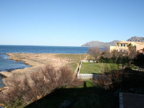 Frontline to sea, property for sale in Colonia de Sant Pere, Mallorca