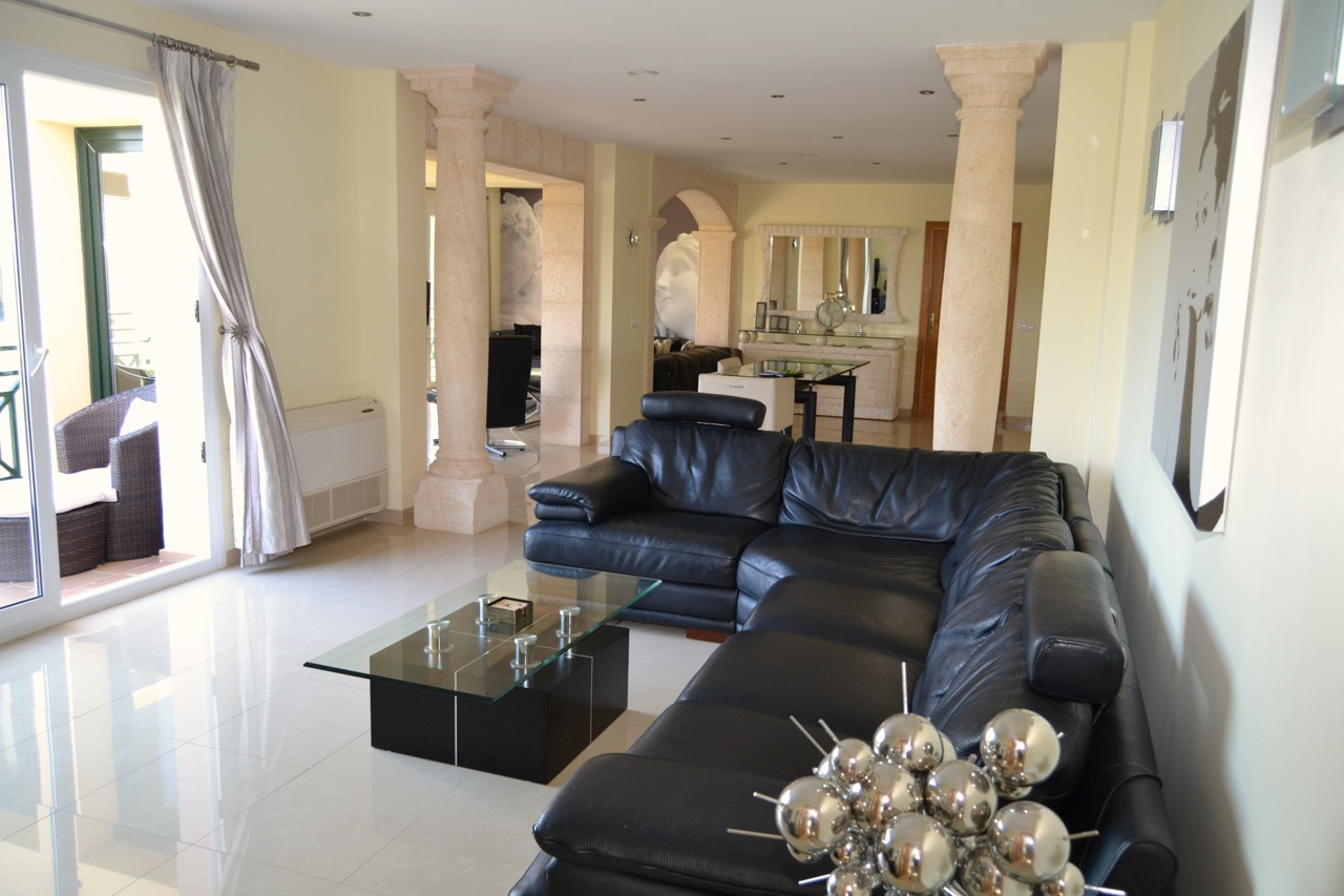 An exceptionally large 3 bedroom luxury penthouse in santa for Penthouse apartment price