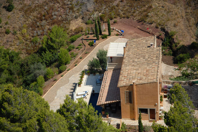 Estate for sale in Valldemossa with sea view in Mallorca