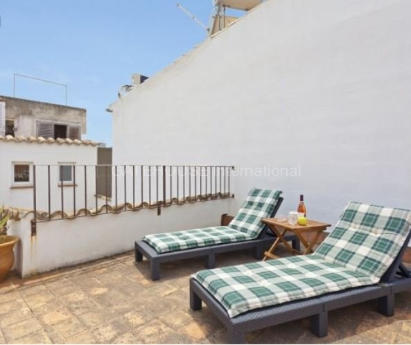 Best Restaurants In Pollensa: Townhouse For Sale In Centre Of Pollensa
