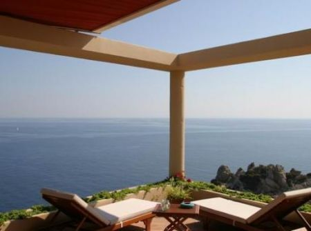 House for sale with stunning sea views in Mallorca Cala Ratjada